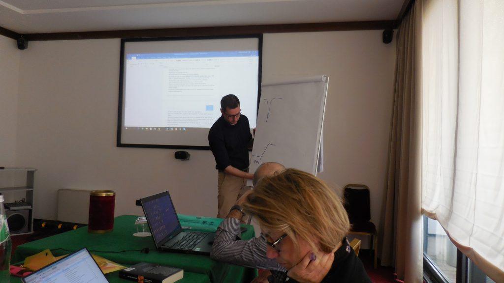 6-month meeting in Paestum